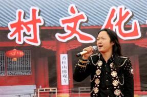 南部县首届菜花节开幕活动4