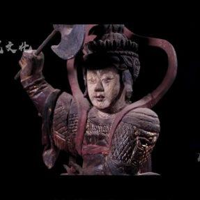 川北民间传统文化纪录片《川北旧事》第十集–《川工木雕造像》