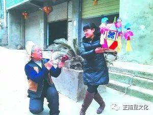 川北民间传统文化纪录片《川北旧事》第六集《店垭花灯》