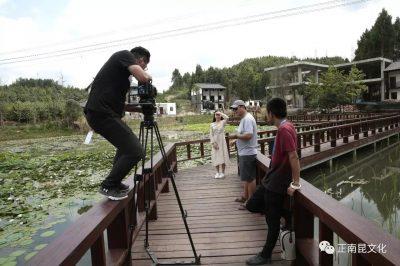 遇见八尔湖,怎忍再离去——正南昆文化《遇见八尔湖》MV花絮抢先曝光