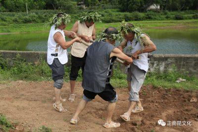 川北民间传统文化纪录片《川北旧事》第十七集 —《 打夯号子》