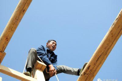 川北民间传统文化纪录片《川北旧事》第十六集 —《 建房抛梁》